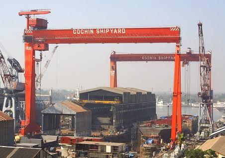 300 &150 T Cranes