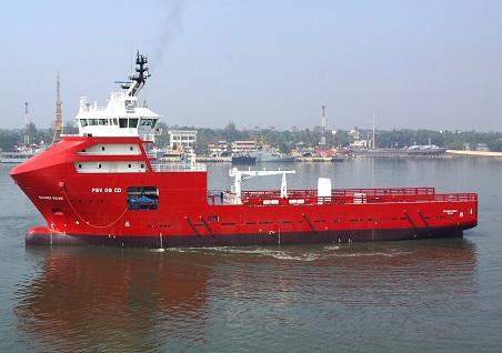 MV SKANDY HAWK PSV1