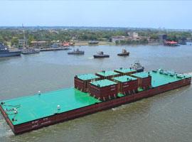 Cochin Shipyard Ship Building Image